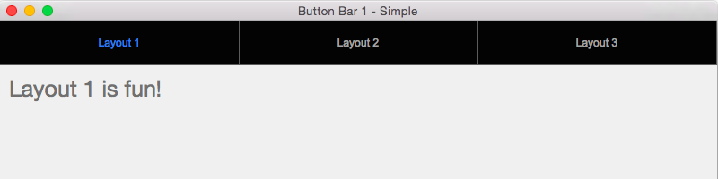 ButtonBar-1-Simple