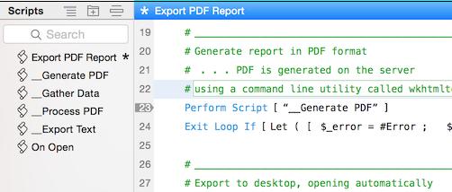ScriptsForPDFreports