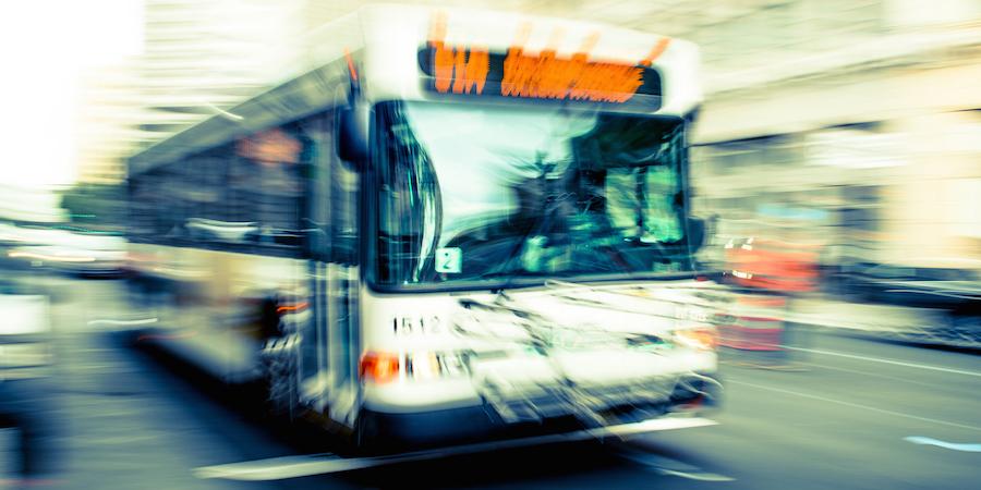 rapid mass transit; photo by Lon Cook