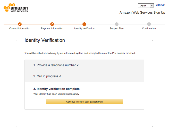 AWS Identity Complete