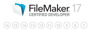 FileMaker v7 to v17 Certified Developers