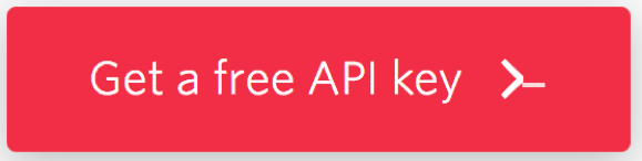 Get a free API key button